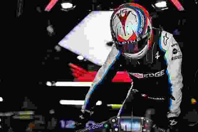 Esteban Ocon AlpineF1