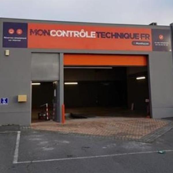 Controle Technique MONTLUCON CONTROLE TECHNIQUE ST JACQUES