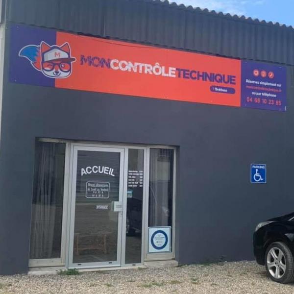 Controle Technique TREBES Contrôle technique de l'Europe