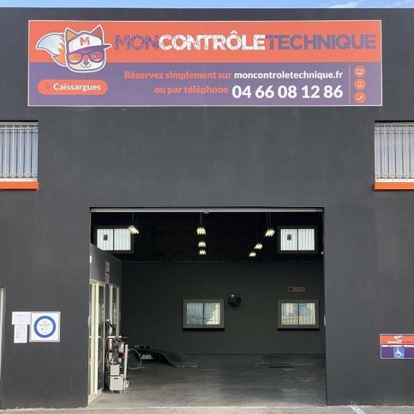 Controle Technique CAISSARGUES ABK Contrôle Moncontroletechnique Caissargues