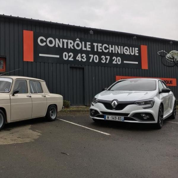 Controle Technique AZÉ Auto Bilan Aze