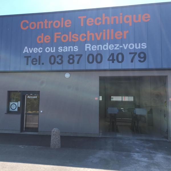 Controle Technique FOLSCHVILLER CONTROLE TECHNIQUE DE FOLSCHVILLER