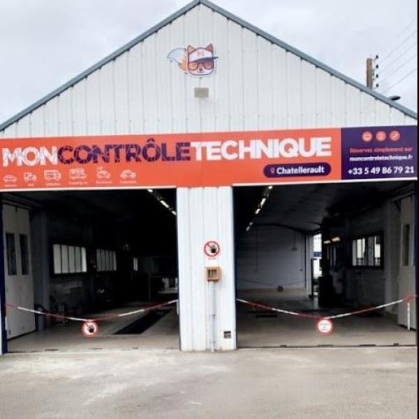 Controle Technique CHATELLERAULT CTMG CONTROLE TECHNIQUE