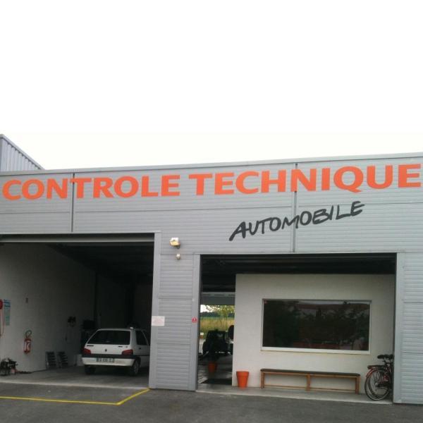 Controle Technique SAINT GEORGES DES COTEAUX Auto Bilan des Coteaux
