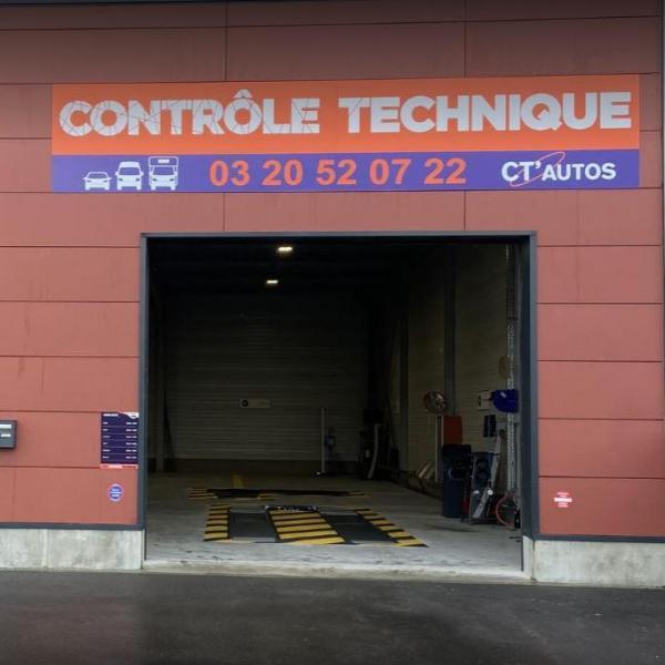 Controle Technique NIEPPE CT'Autos Nieppe