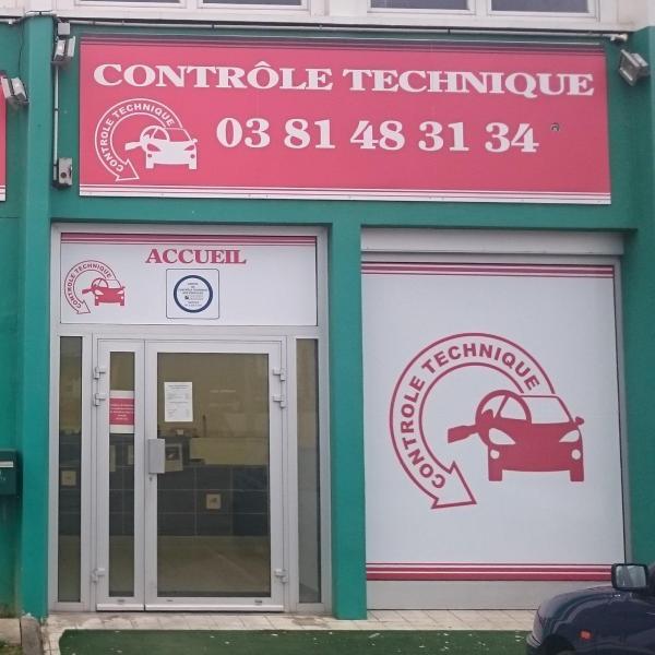 Controle Technique BESANÇON Contrôle Technique Du Boulevard Besançon